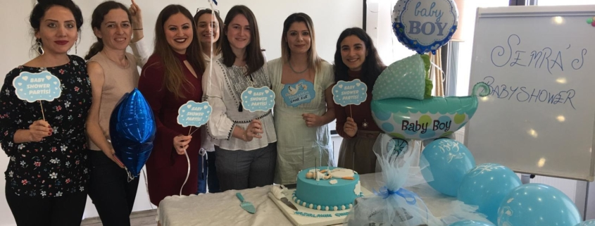 Babyshower at Medianova