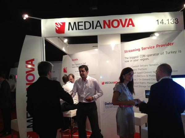 Medianova IBC 2012