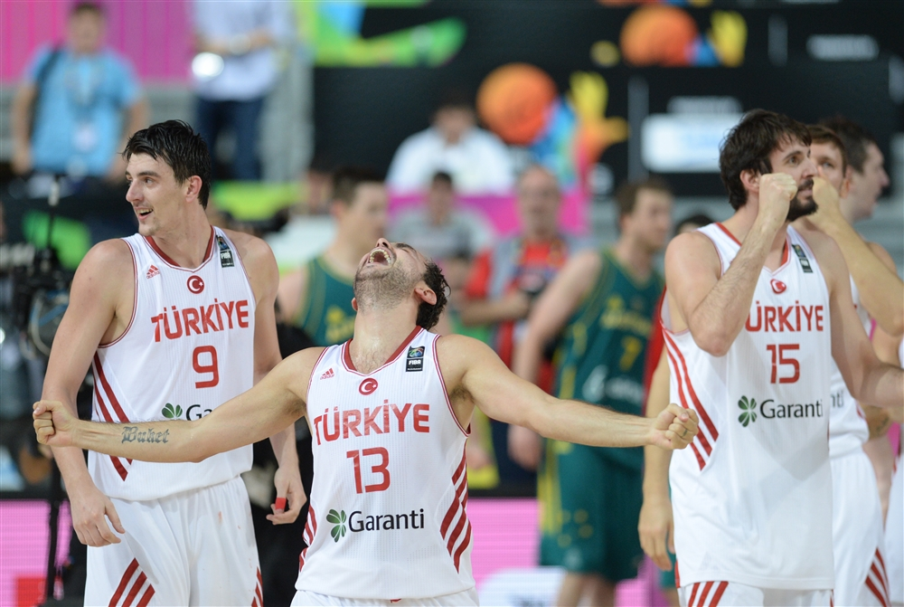 FIBA 2014, İspanya