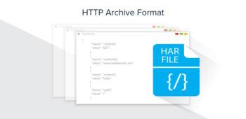 HAR (HTTP Archive Format) Nedir?