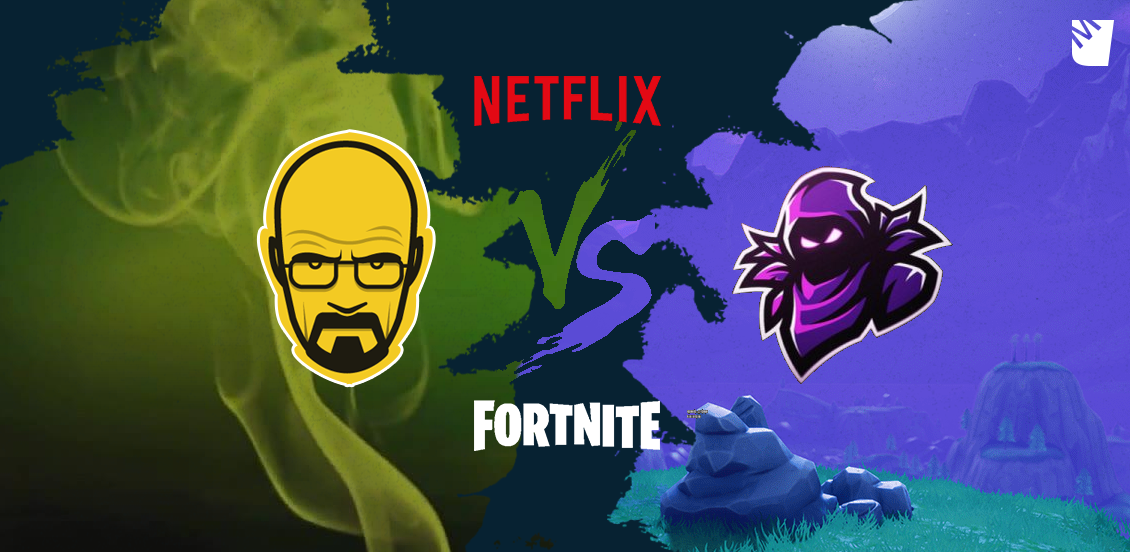 Netflix vs Fortnite