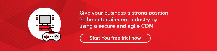 Free trial CDN