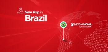 Medianova's new PoP has  been activated in Brazil- Sao Paulo