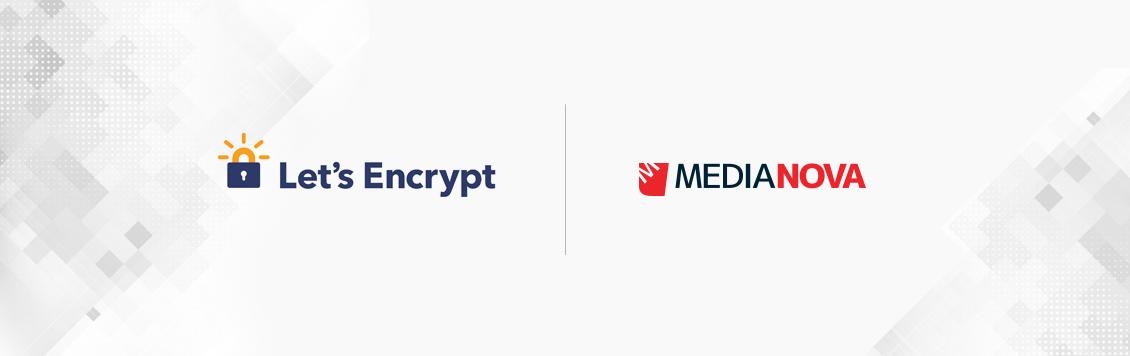 Medianova Includes Let's Encrypt Integration