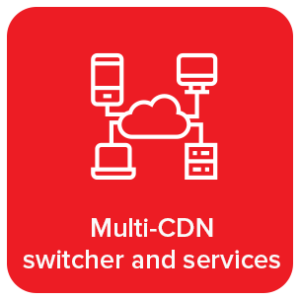Multi-CDN Switcher and Services