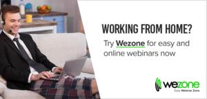 work from home webinar