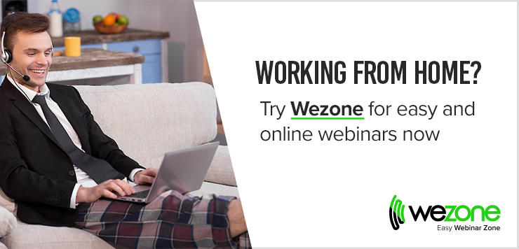 work from home webinar