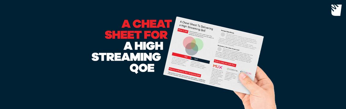 Streaming QoE OTT