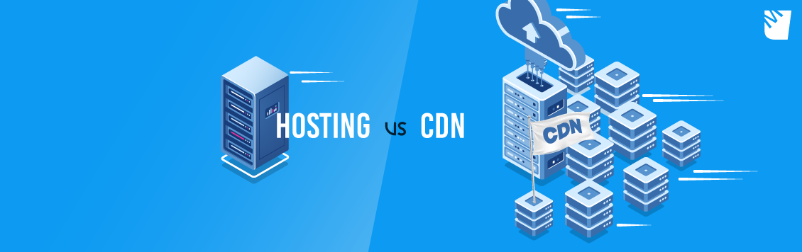 The Difference Between Hosting and Content Delivery Network